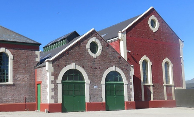 pumphouse restoration